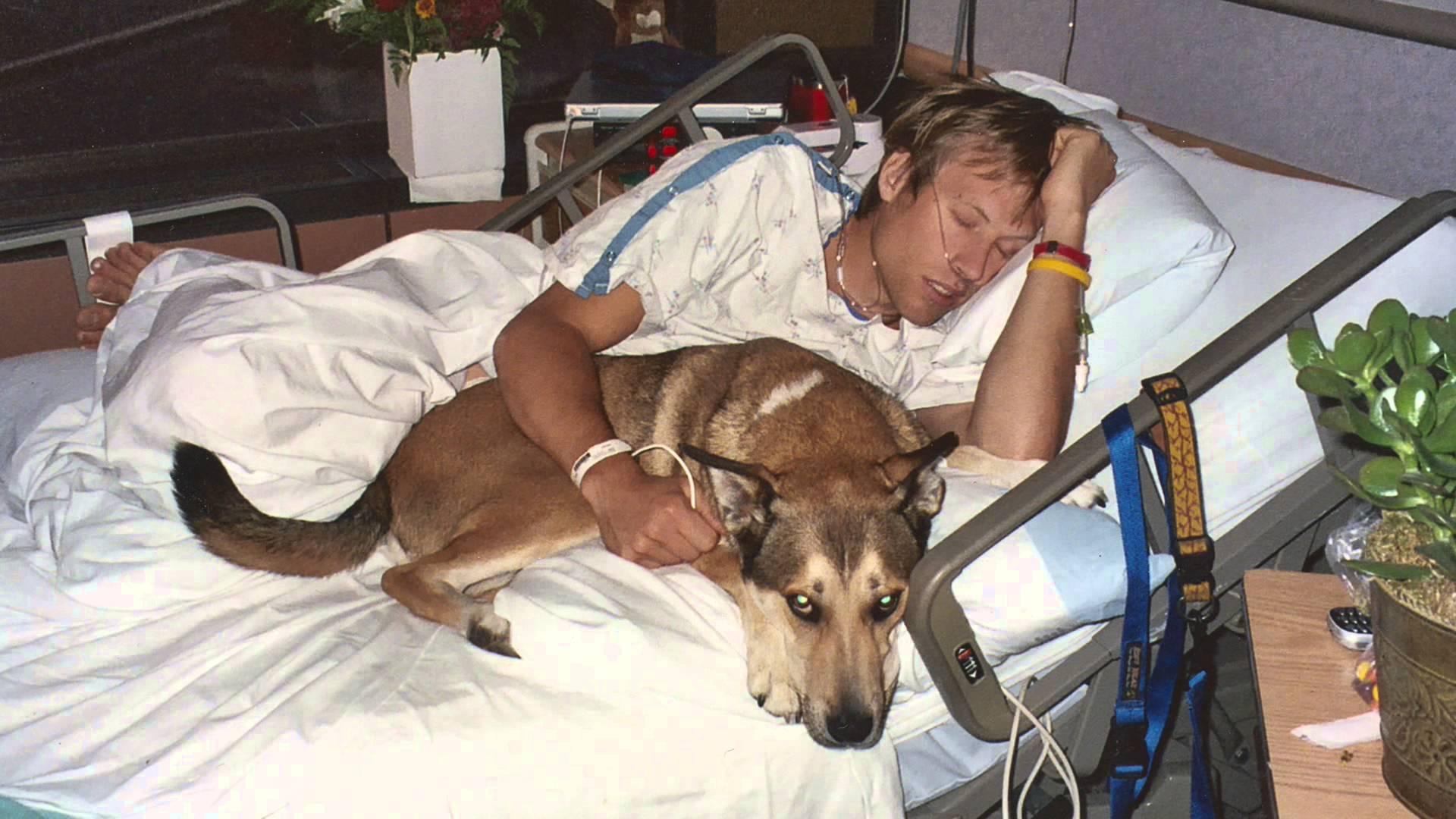 Dog Refuses To Leave Cancer Stricken Owner S Side 10